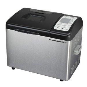 Breadman TR2500BC bread machine review